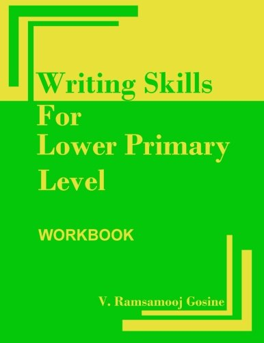 9781480042001: Writing Skills for Lower Primary Level