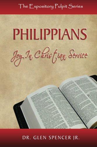 9781480048256: Philippians: Joy In Christian Service
