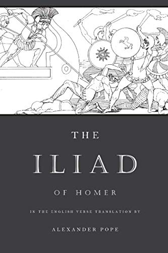 9781480048348: The Iliad: The Verse Translation by Alexander Pope (Illustrated)