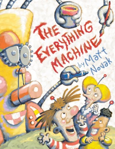 The Everything Machine: Matt Novak