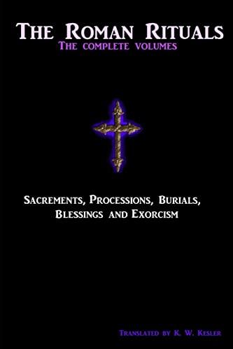 9781480051874: The Roman Rituals (Volume 1)