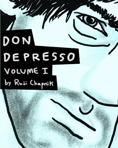 9781480054288: Don Depresso, Volume I (Color Edition): Comics About a Depressed Guy