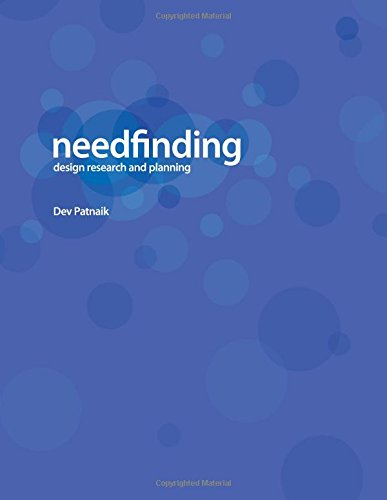 9781480064102: Needfinding: Design Research and Planning