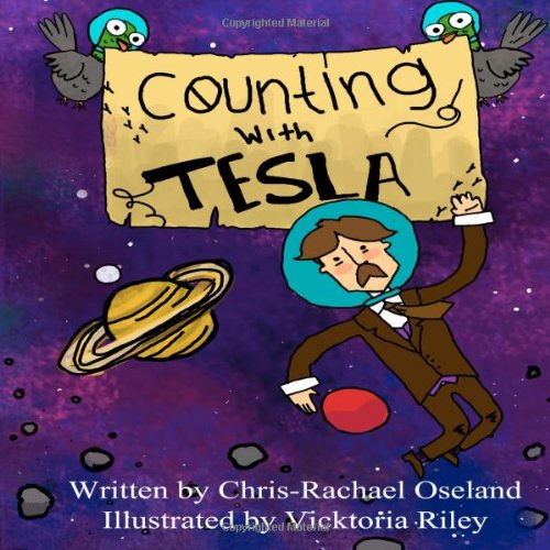 9781480070509: Counting With Tesla