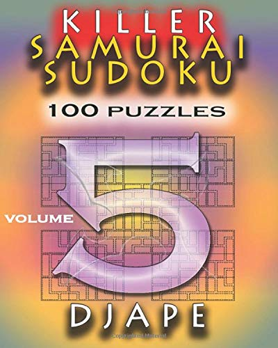 9781480070929: Killer Samurai Sudoku: 100 puzzles