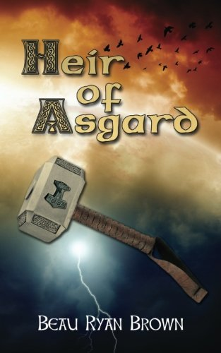 9781480073852: Heir of Asgard (The Asgardian Triology) (Volume 1)