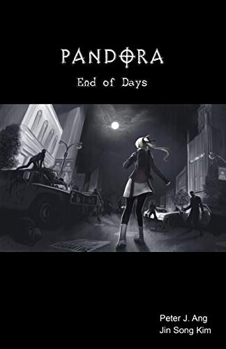 9781480084797: PANDORA: End of Days: A Zombie Survival-Horror Graphic Novel