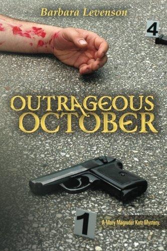 Outrageous October: Levenson, Barbara
