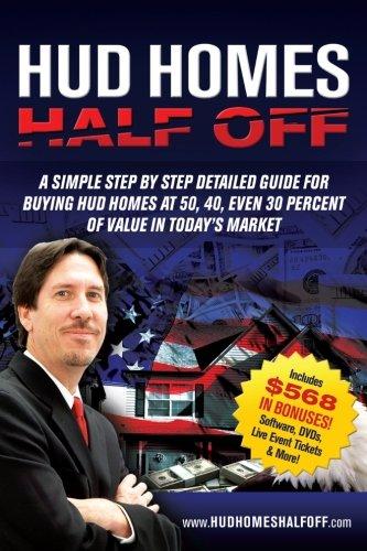9781480094277: HUD Homes Half Off!