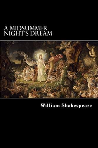 9781480102569: A Midsummer Night's Dream