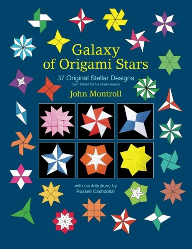 9781480103047: Galaxy of Origami Stars: 37 Original Stellar Designs