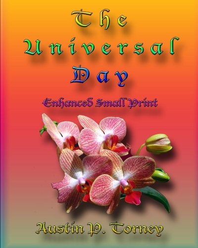 9781480108998: The Universal Day Enchanced Small Print