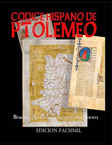 Codice Hispano de Ptolemeo: Claudii Ptolomaei Alexandrini: Claudius Ptolemaeus