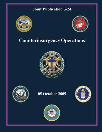 9781480126749: Counterinsurgency Operations (Joint Publication 3-24)