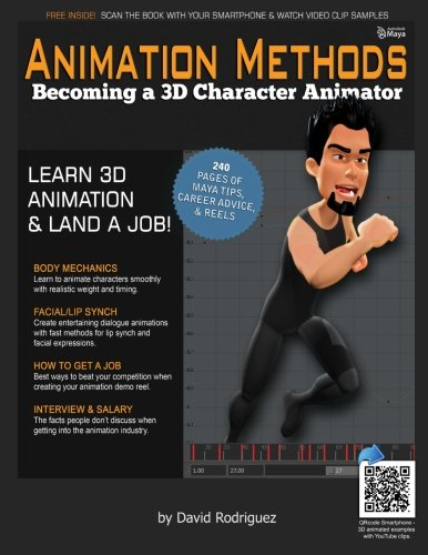 9781480128354: Animation Methods: The Only Book You'll Ever Need