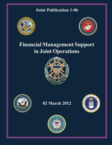 Financial Management Support in Joint Operations (Joint: Of Staff, Chairman