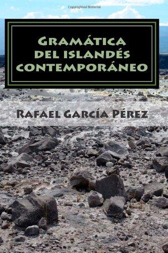 9781480137110: Gramática del islandés contemporáneo (Spanish Edition)