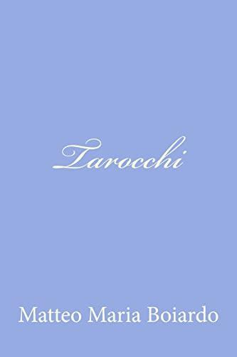 9781480139626: Tarocchi