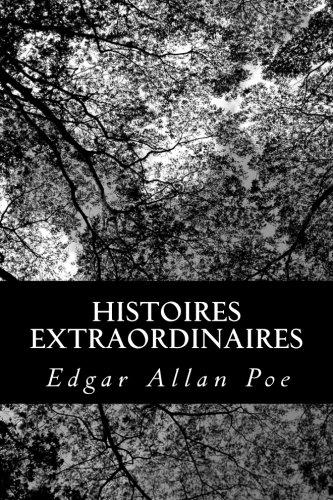 9781480141674: Histoires extraordinaires