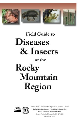 9781480146372: Field Guide to Diseases & Insects of the Rocky Mountain Region