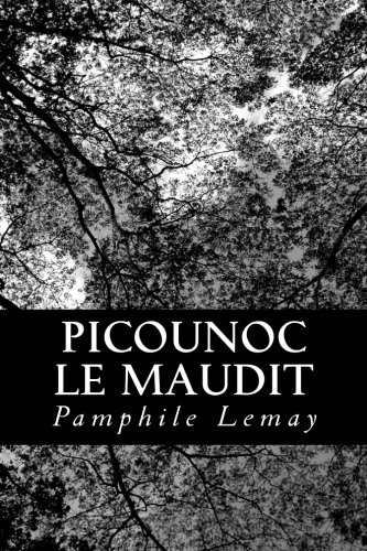 9781480155176: Picounoc le maudit (French Edition)