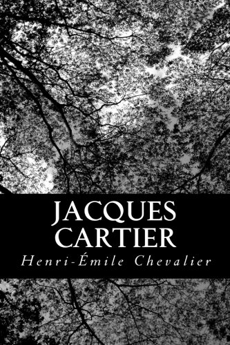 9781480160996: Jacques Cartier (French Edition)