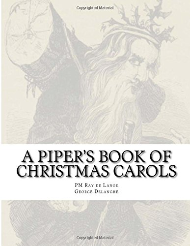 9781480161849: A Piper's Book of Christmas Carols