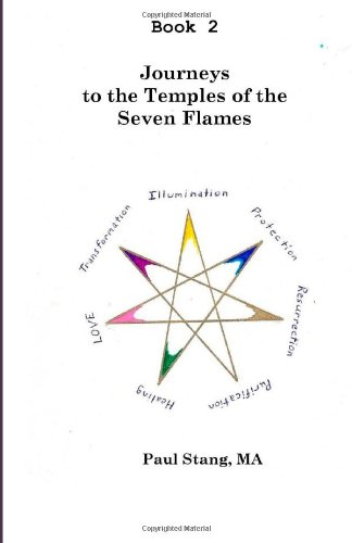 9781480172586: Journeys to the temples of the seven flames