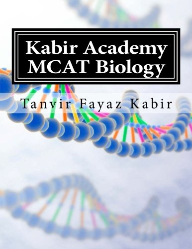 9781480173392: Kabir Academy MCAT Biology