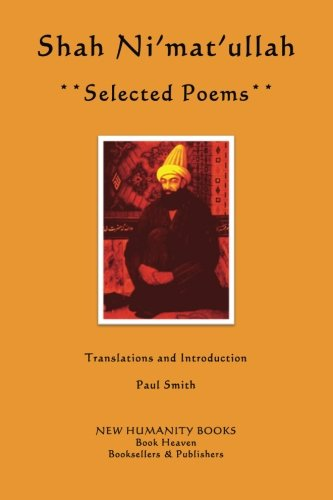 9781480173989: Shah Ni'mat'ullah: Selected Poems
