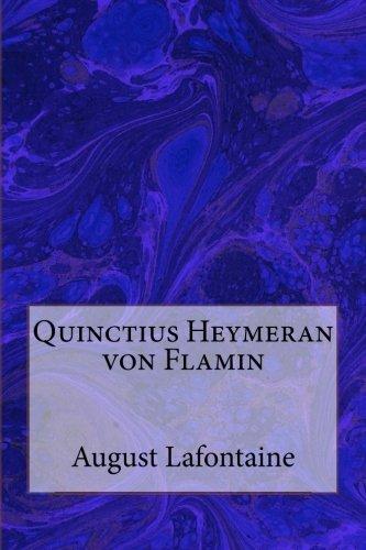9781480175853: Quinctius Heymeran von Flamin (German Edition)