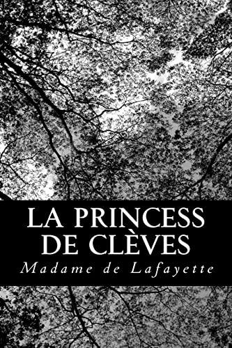 9781480183148: La princess de Clèves (French Edition)