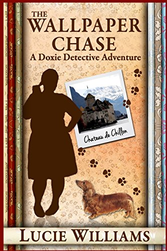 9781480183643: The Wallpaper Chase: The Doxie Detective