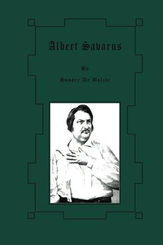 9781480185289: Albert Savarus