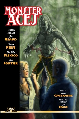 9781480187382: Monster Aces