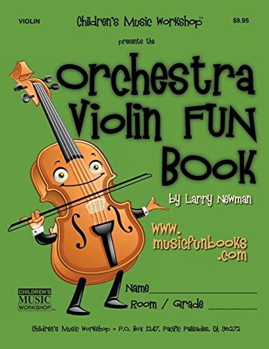 9781480189416: The Orchestra Violin FUN Book