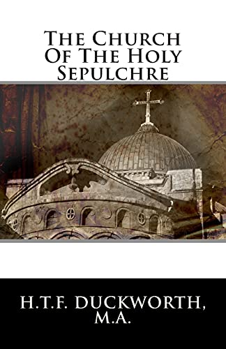 9781480201873: The Church Of The Holy Sepulchre