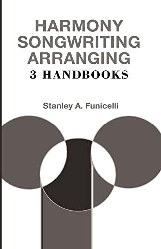 9781480205291: Harmony, Songwriting, Arranging: 3 Handbooks