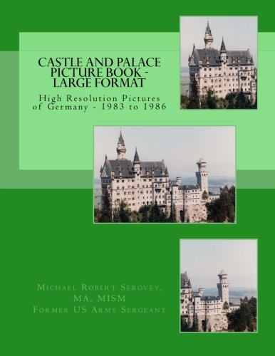 9781480214019: Castle and Palace Picture Book - Large Format