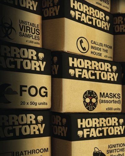 Horror Factory: Crime Factory, Ed