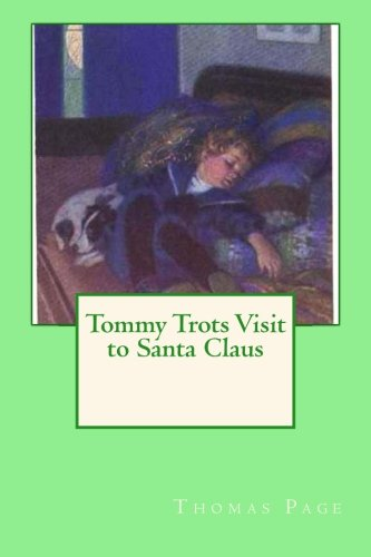 9781480226210: Tommy Trots Visit to Santa Claus