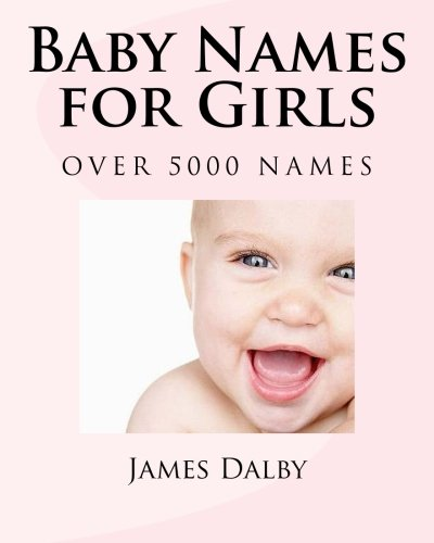 9781480231344: Baby Names for Girls