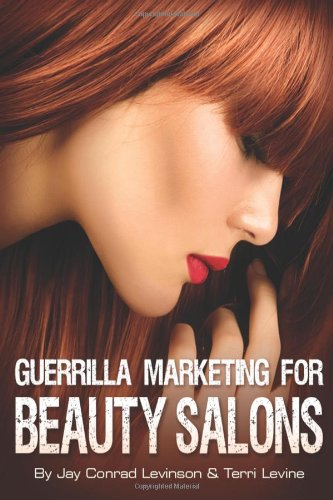 9781480231498: Guerrilla Marketing for Beauty Salons