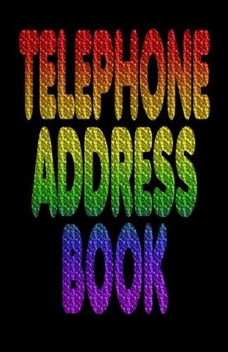 9781480233812: Telephone Address Book