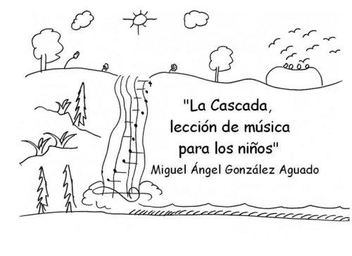 9781480235519: La Cascada, lección de música para los niños (Spanish Edition)