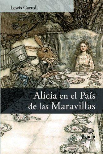 9781480237872: Alicia en el País de las Maravillas (Spanish Edition)