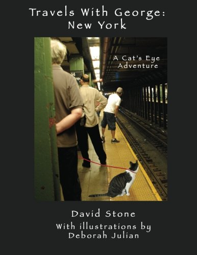 Travels With George: New York: A New Cat's Eye Adventure (Volume 2): David Stone