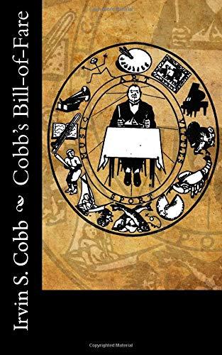 9781480241053: Cobb's Bill-of-Fare