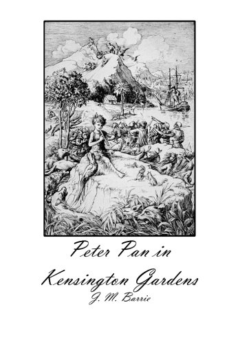 9781480241732: Peter Pan in Kensington Gardens
