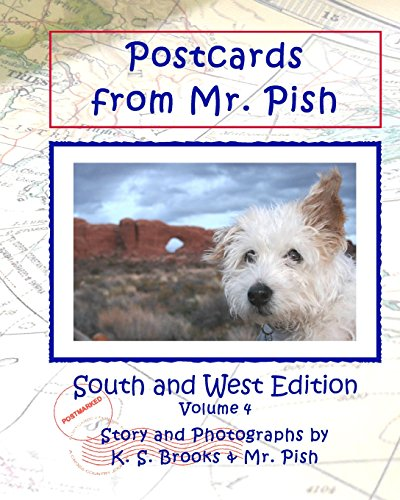 Postcards from Mr. Pish: South and West Edition (1480245216) by Brooks, K. S.